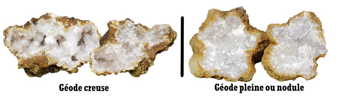 geode-pleine-geode-creuse-fermee-ouvrir-casser-quartz-cristal